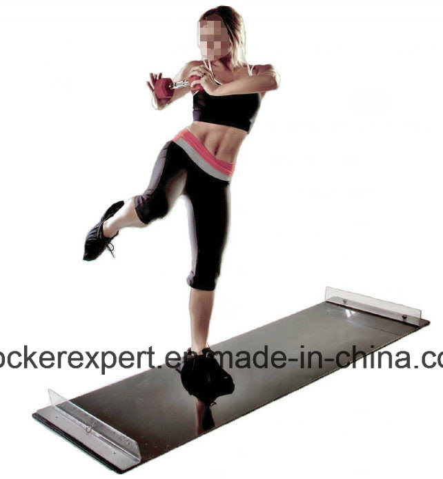 Fitness Exercise Workout System Slide Board