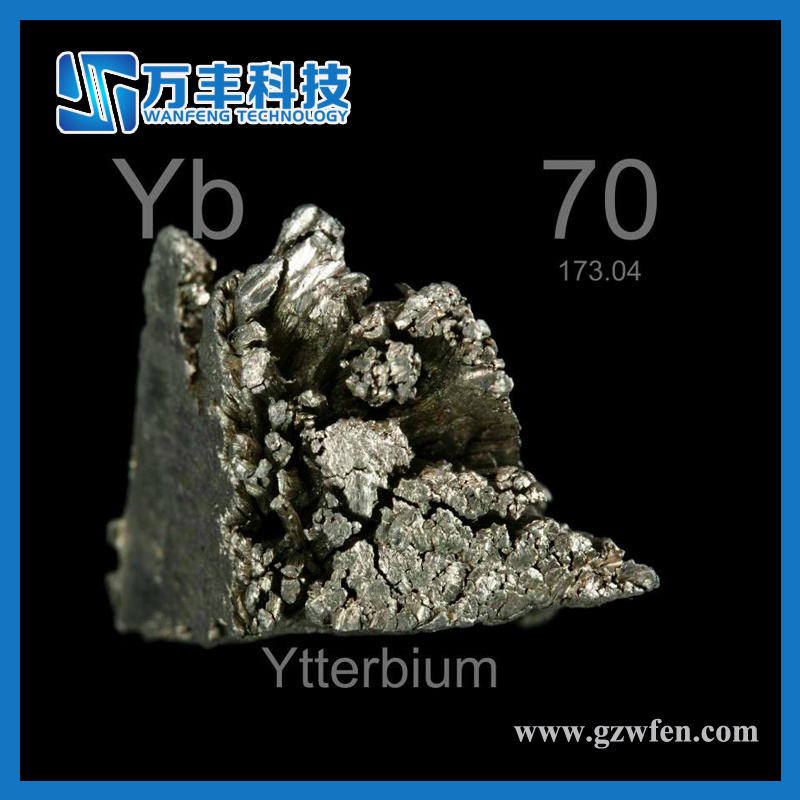 Pure Metal Ytterbium Rare Earth Yb pictures & photos