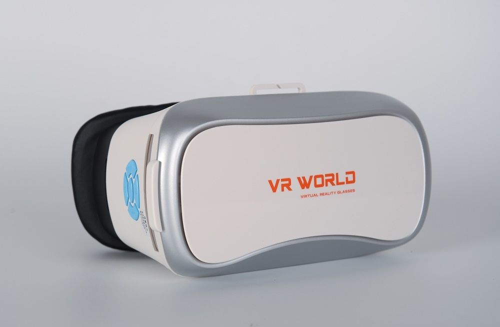 High Quality Ce RoHS Reach Bluetooth 3D Vr Glasses