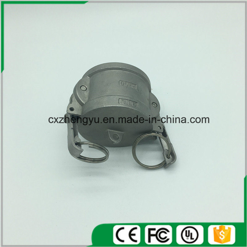 Stainless Steel Camlock Couplings/Quick Couplings (Type-DC)