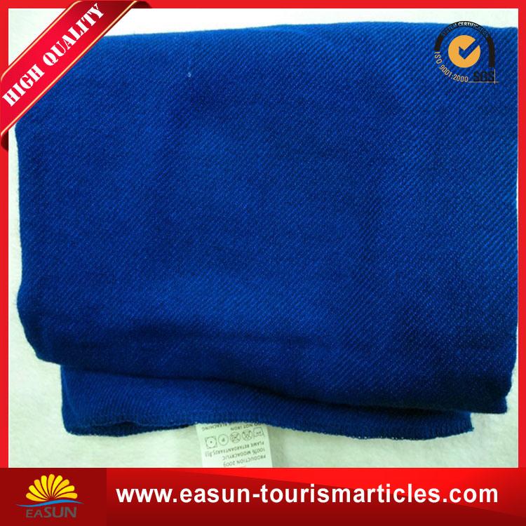Fire Retardant Fleece Blanket for Airline