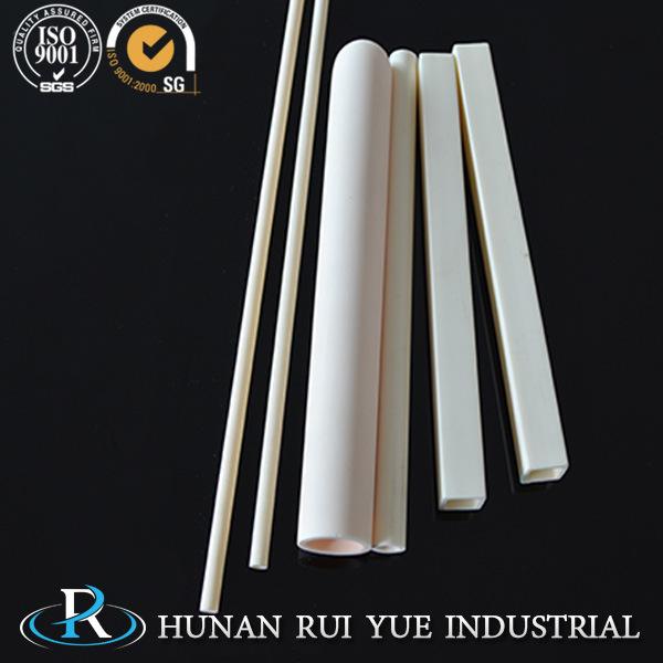 99% Al2O3 Ceramic Thermocouple Protection Tube