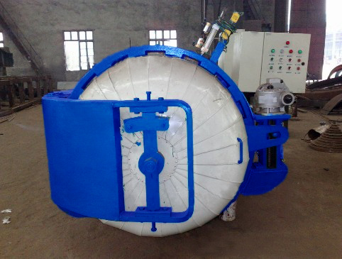 High Temperature and Pressure Vacuum Yarn Steamer