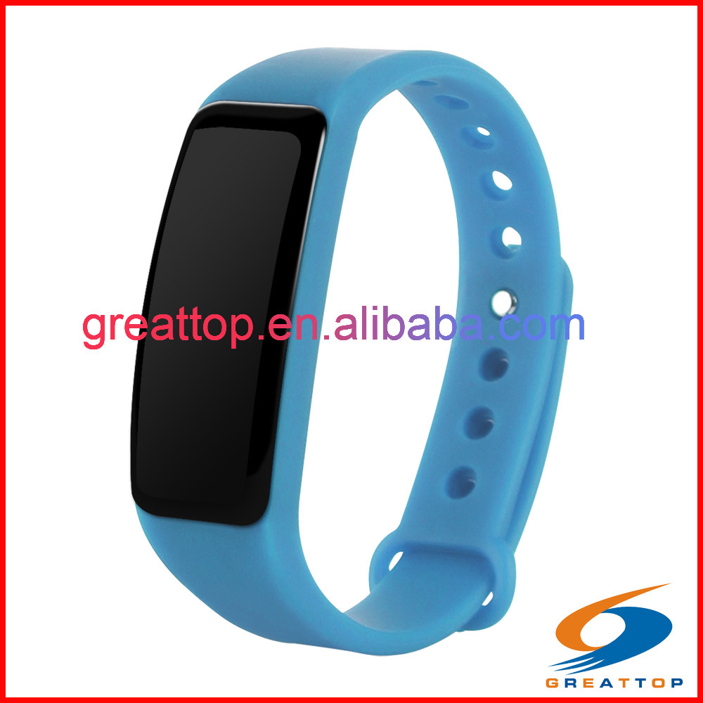 Bluetooth V4.1 Smart Wear, E07 Smart Bracelet