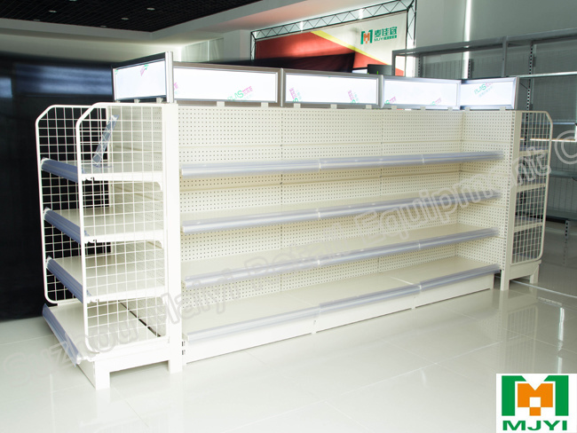 Supermarket Display Shelf Convenient Display Retail Store Shelf