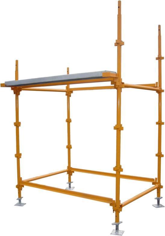 Australia Australian Standard Painted Factory Quickstage Scaffold Scaffolding System