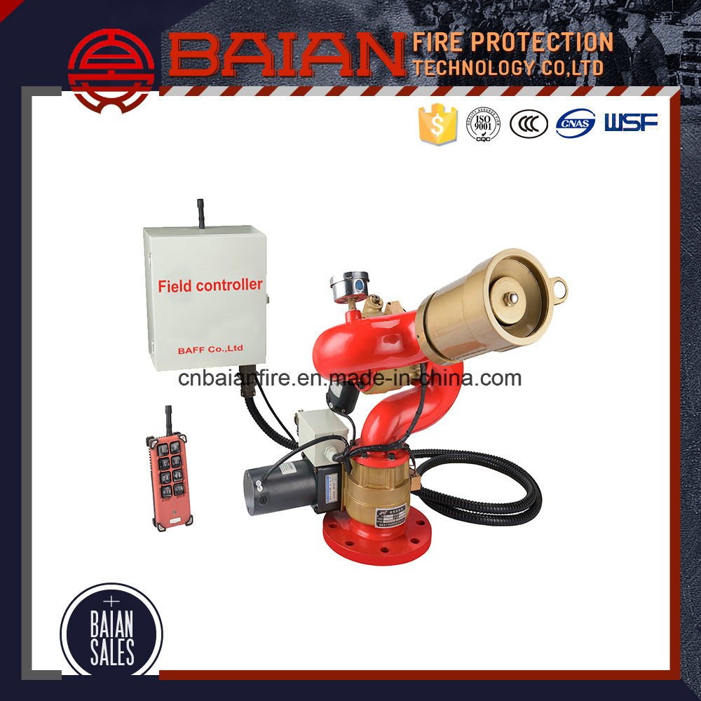 Manufacture Supplier Remote Control Fire Water Monitor for Firefighting