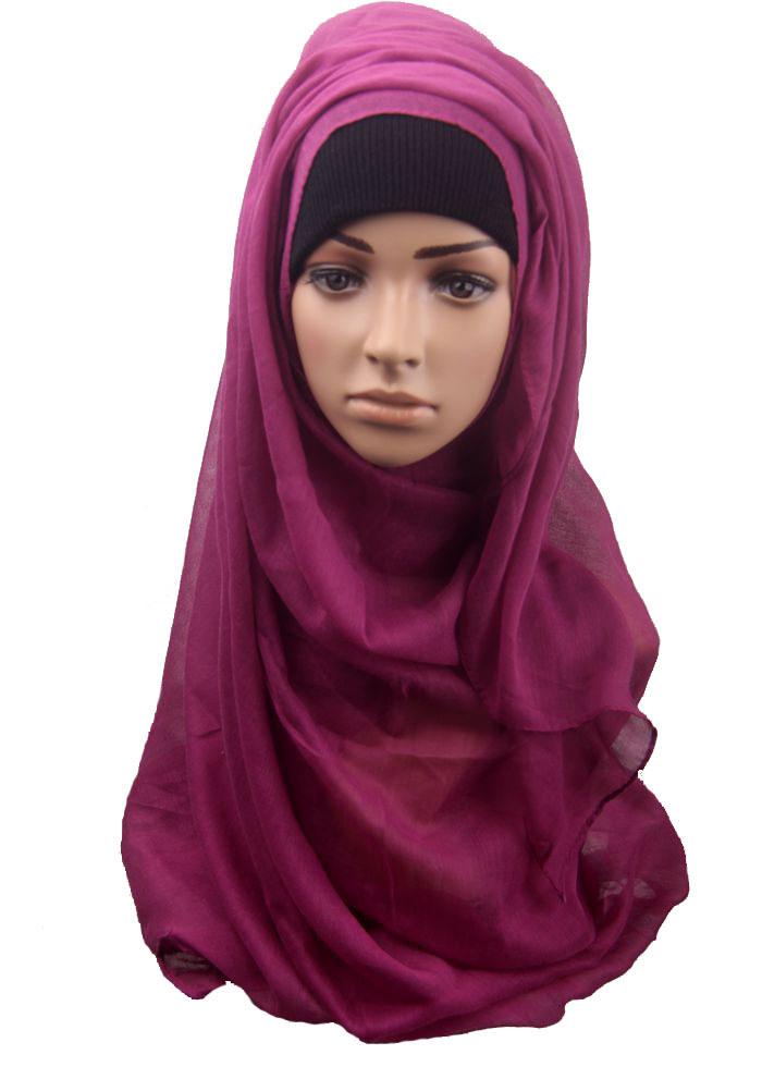Muslim Hijab/Islamic Scarf Fashion Hijab Muslim Scarf