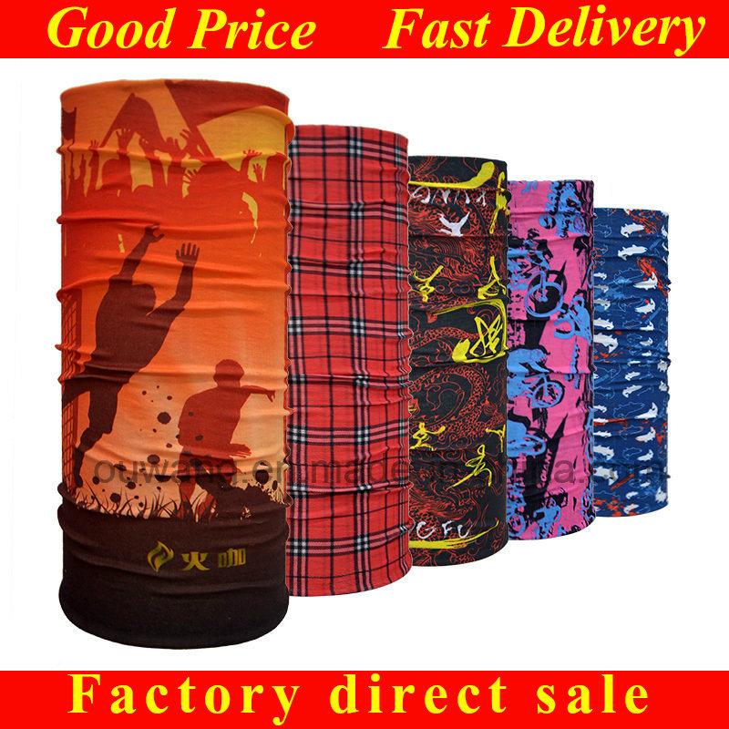 Promotional Cheap Multifunction Stretchy Tube Bandana