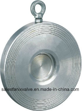 Wafer Type Single Disc Check Valve H74