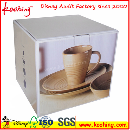 High Quality Custom Printing Kitchenware Packing Paper Box
