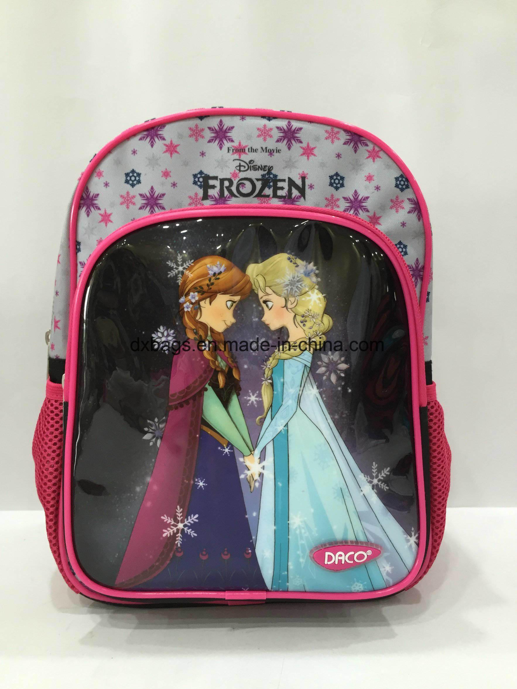 Polyester School Bag for Girl (DX-B1534)