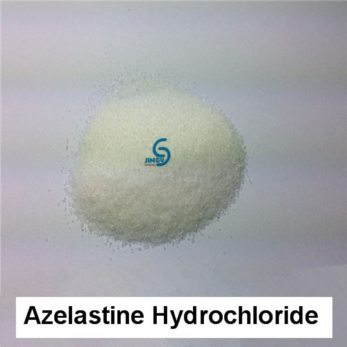 99% USP Azelastine Hydrochloride Powder Antiallergic Medication Active Pharmaceutical Ingredients