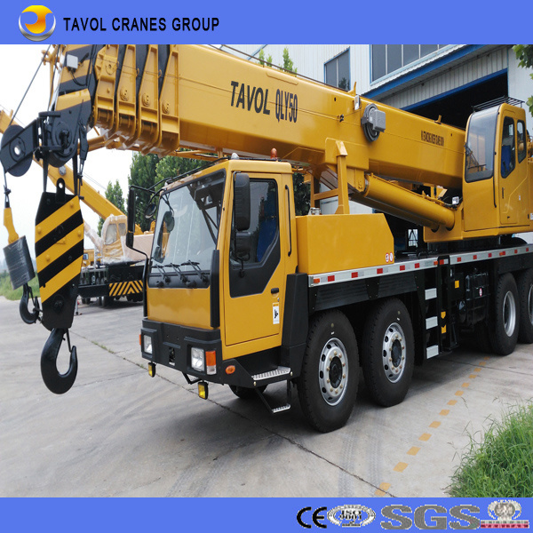 Made in China Truck Crane for Contruction Building
