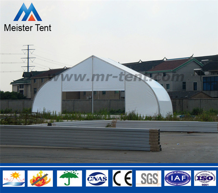 Outdoor Peach Shape Sport Marquee Tent for Events