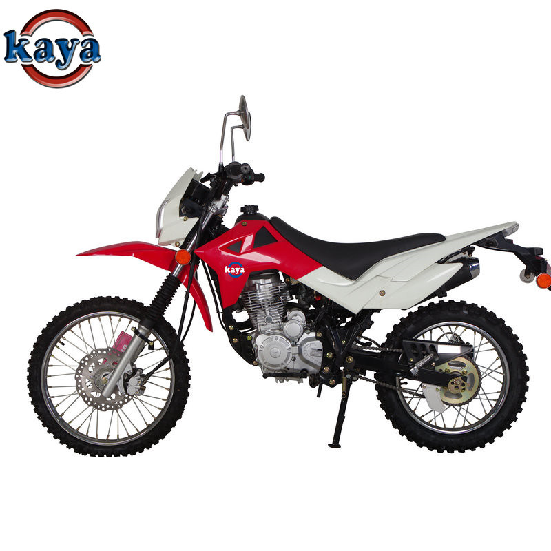 150cc Dirt Bike with Spoke Wheel Disc Brake Ky150gy-15A