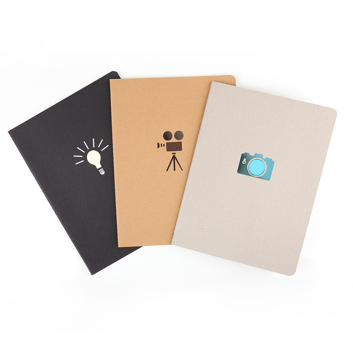 Hot Sale New Style A4/A5 Customized Logo Printed Notebook Printing