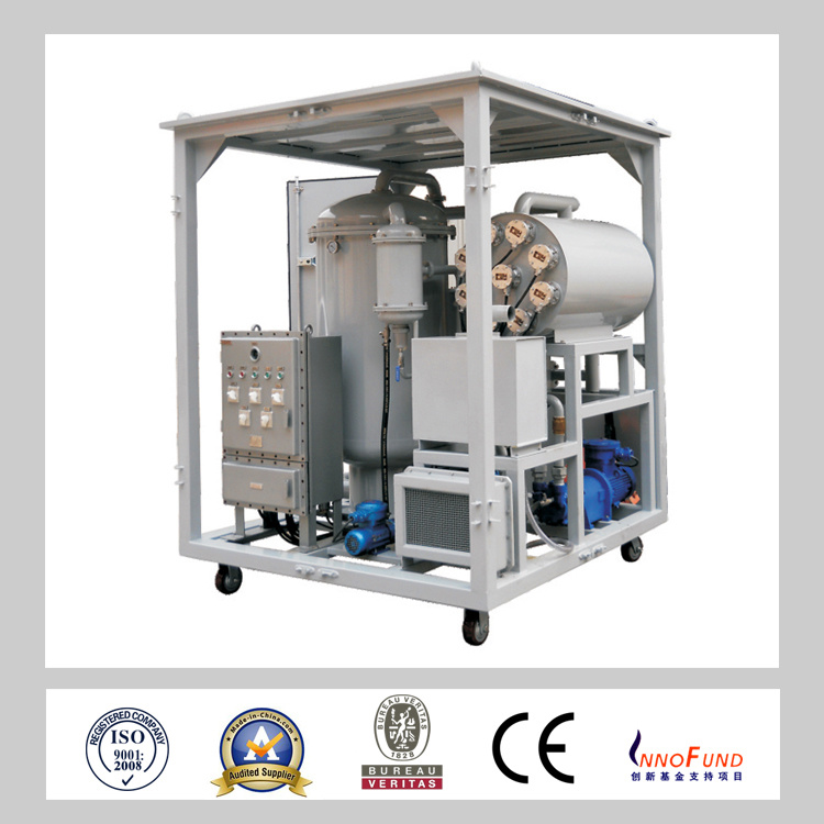 Multi-Function Vacuum Hydraulic Oil Purifier (ZRG)
