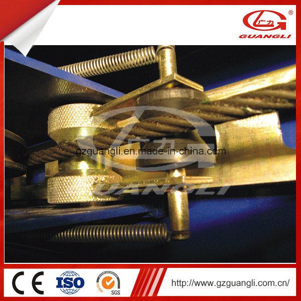 Guangli Factory Car Repair Equipment Four Post Car Lift for Four-Wheel Aligment (GL-4-4E1)