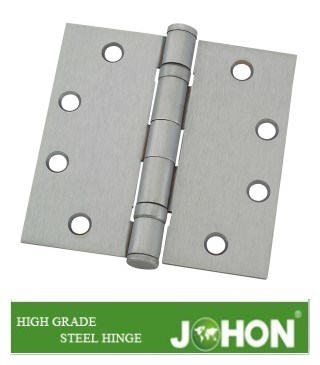 "Steel or Iron Door Hardware Hinge From Manufacturer (4""X3.5"")"