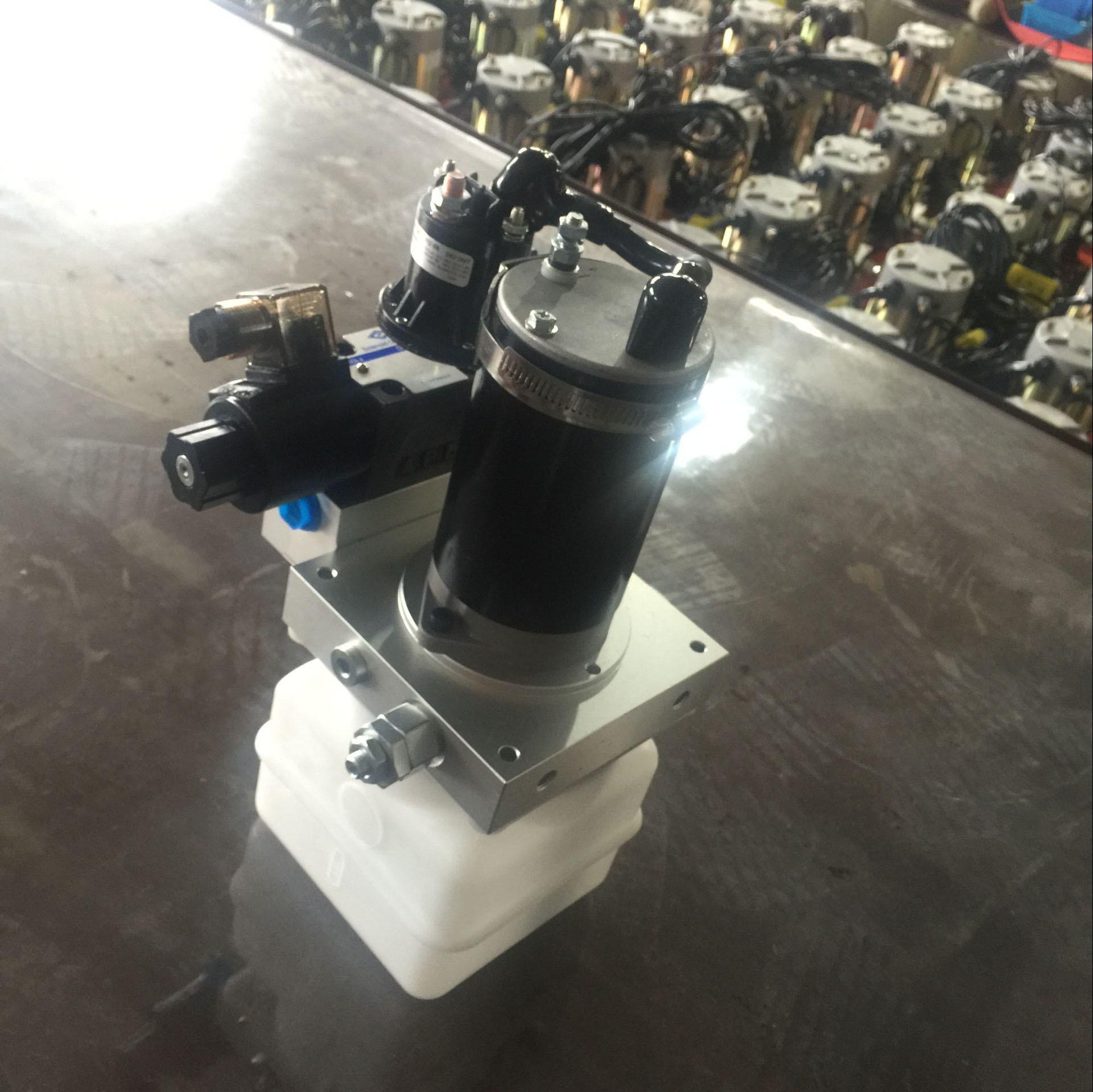 DC 24V 500W Mini Hydraulic Power Pack