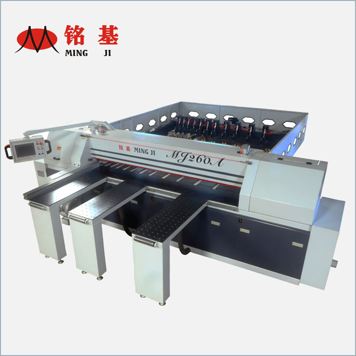Woodworking Automatic CNC Panel Saw Machine