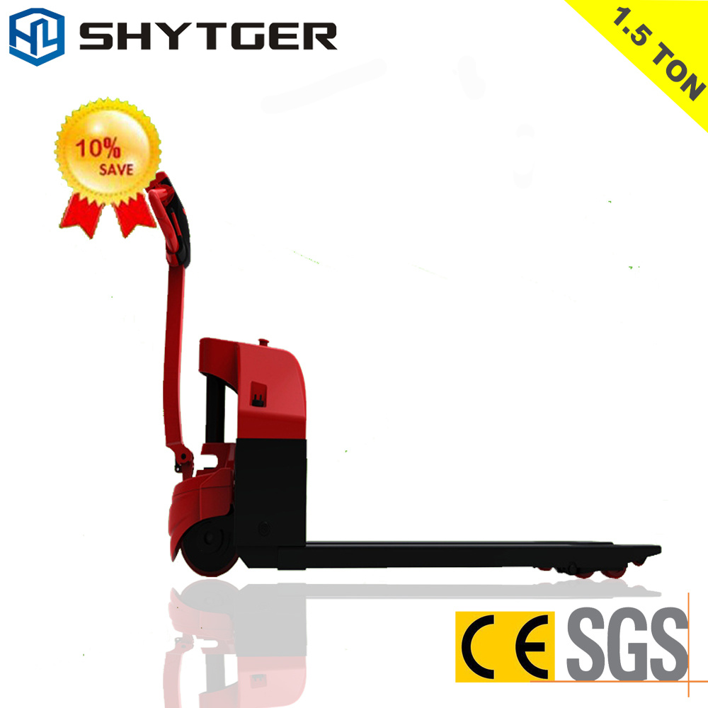1.3t -1.5t for Warehousesmart Electric Pallet Truck (EPT20-14ET)
