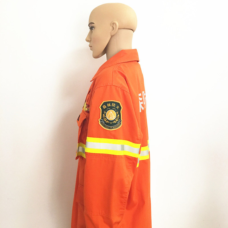 Hi Vis Winter Safety Jacket Suitable Workwear for Wind Power Plant