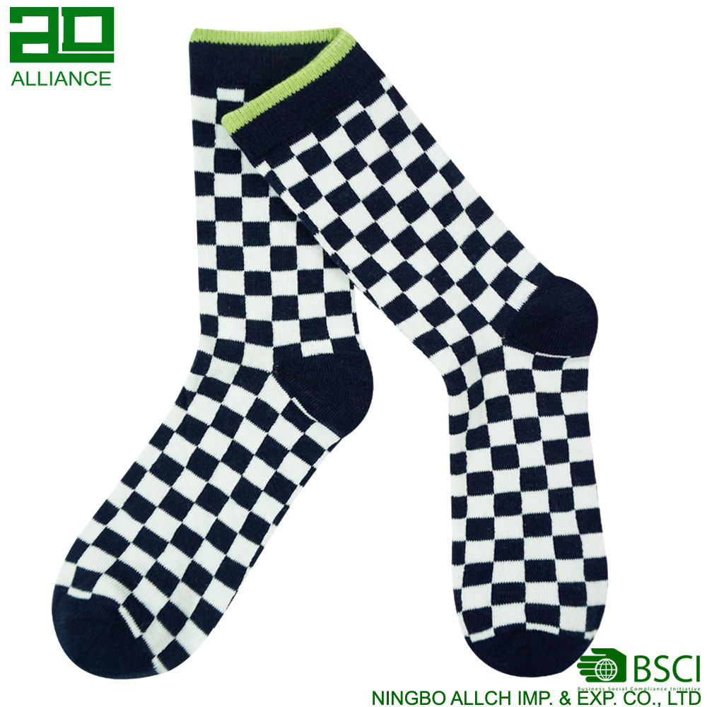 Square Athletic Cushioned Stance Wholesale Dress Socks