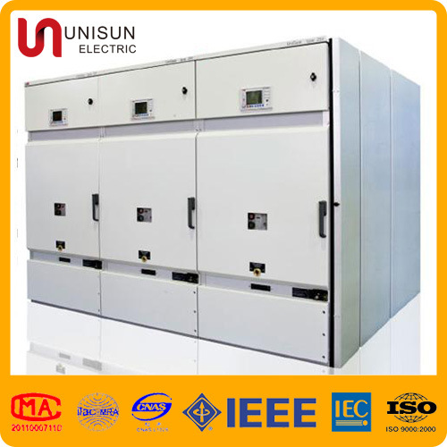 Medium Voltage Arc Proof Air Insulated Metal Clad 12kv Switchgear