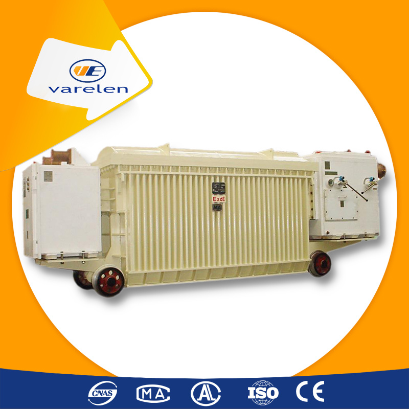 500kVA Mobile Flame-Proof Mining Transformers