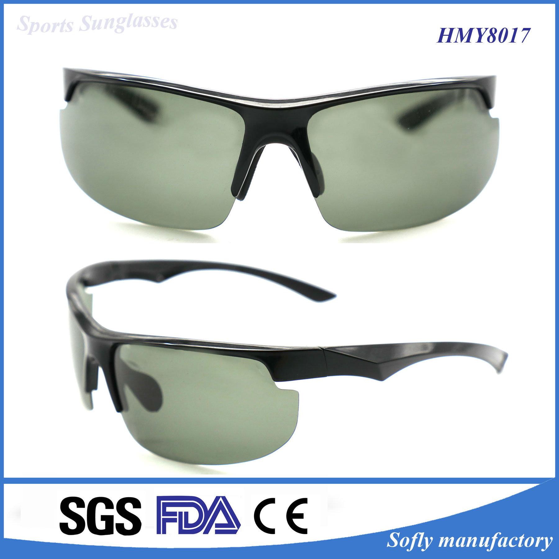 New Designer Cycling Sunglasses with Lightweight Plastics