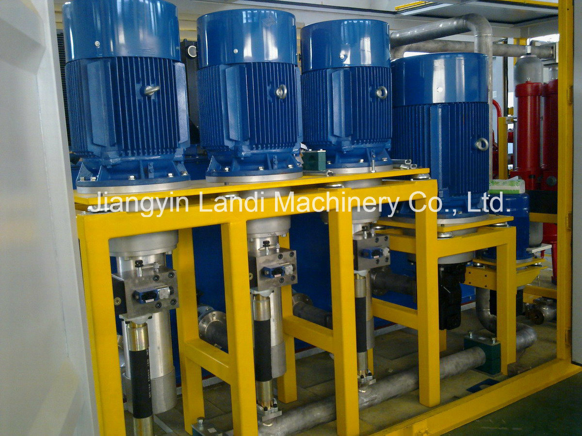 Hydraulic Power Unit for Heavy Industry (Multiple Pump-Motor)