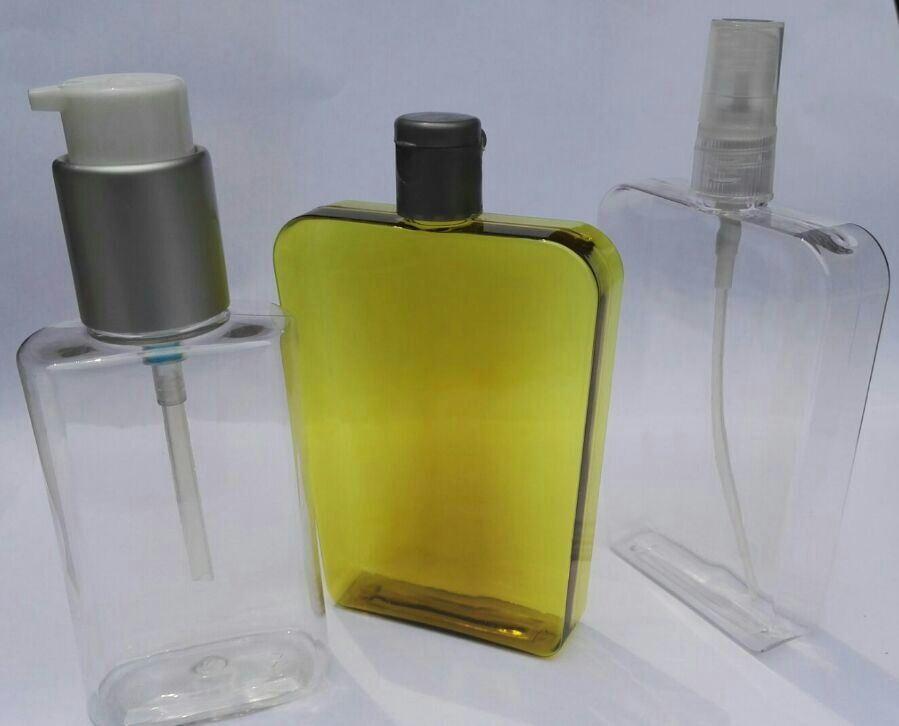 PETG Plastic Bottle Jj-01