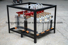 12 Pulse Hydraulic Steel Shell If Furnace