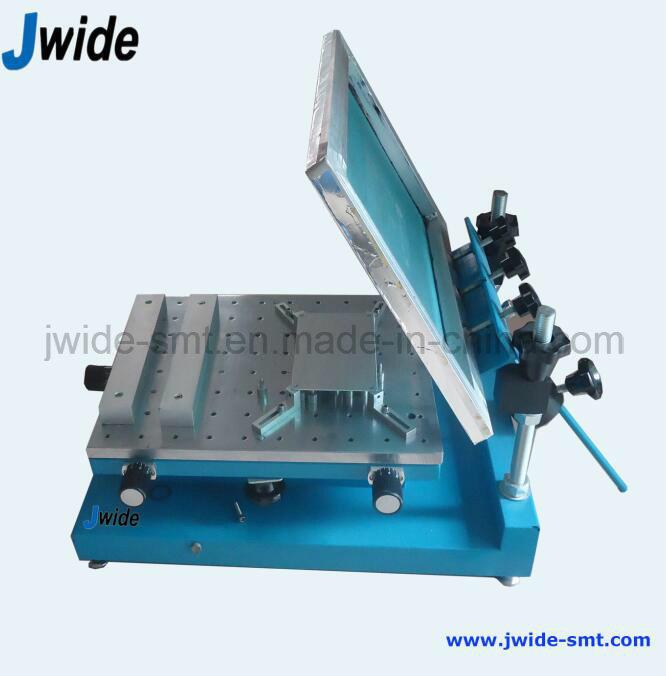 High Precision SMT Manual Stencil Printer