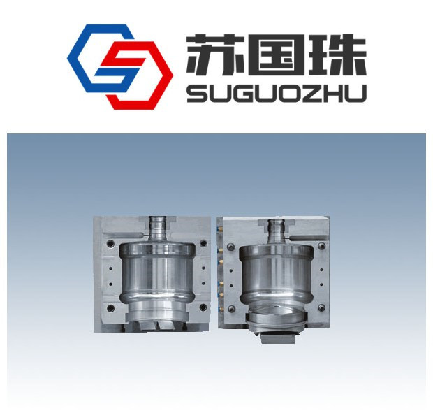 3 Gallons Water Bottle Blowing Mould for Semi-Auto Machine