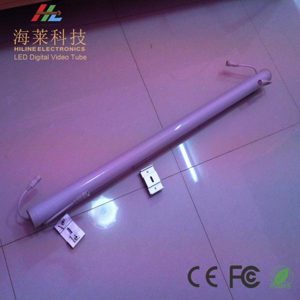 90-250V AC Digital Video Tube LED Video Wall Light