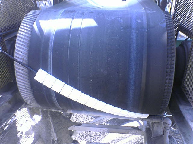 High Abrasion Resistant Conveyor Belt Cleaner (TH-1103)