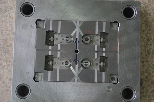 LED Light Plastic Parts Mould High Quality H13