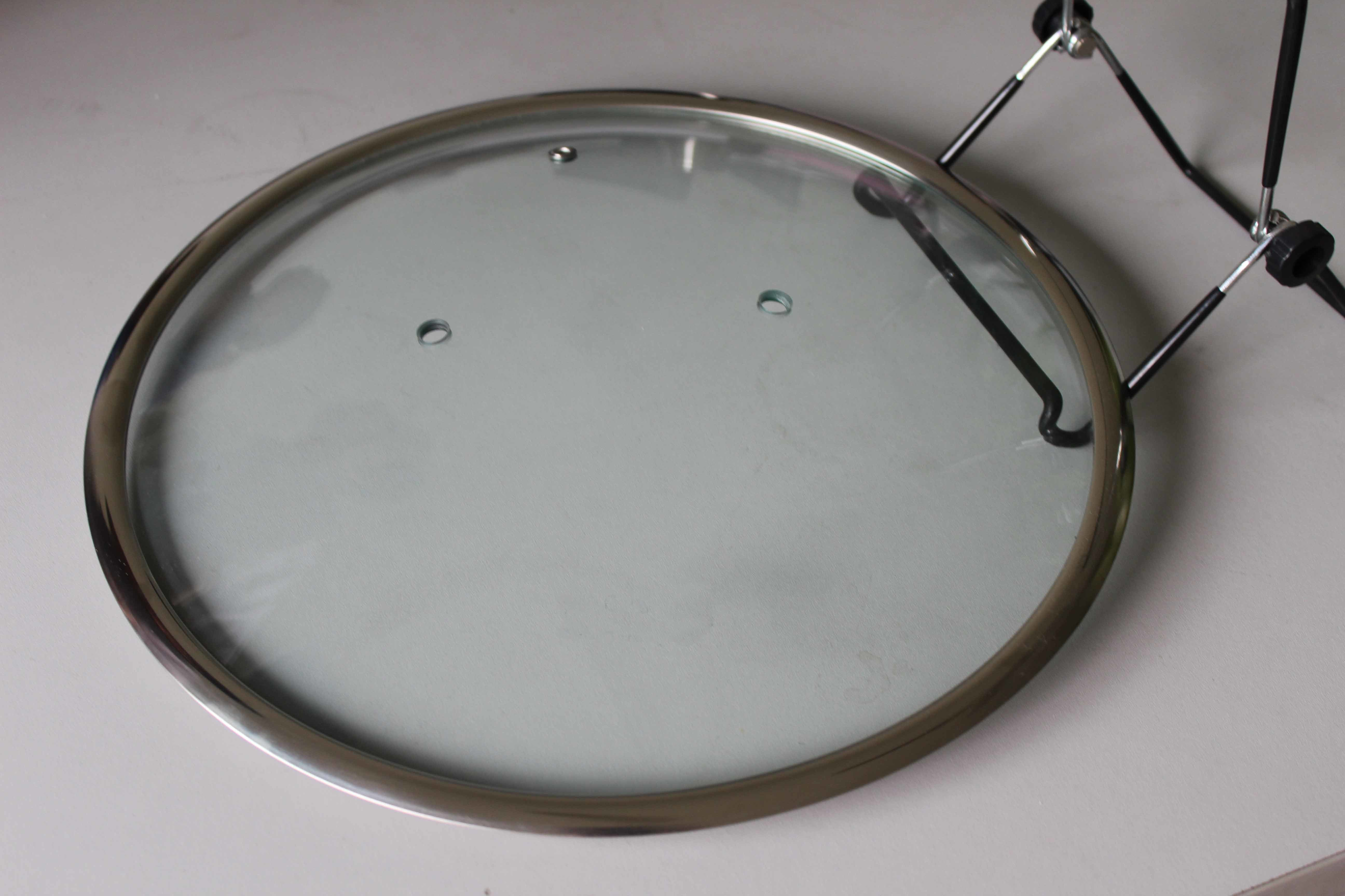 Wide Rim Y-Type Tempered Glass Lid