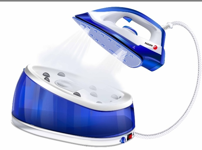 GS Approved Steam Iron (T-801)