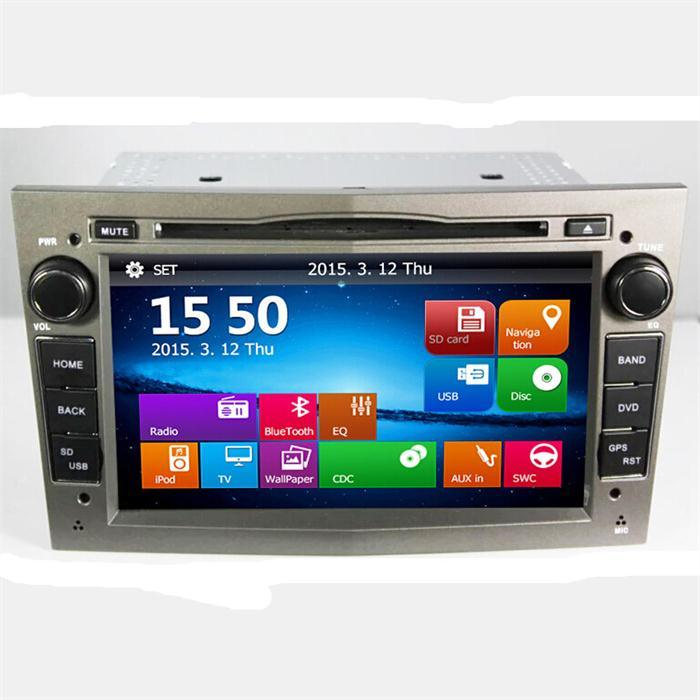 Whosale Car DVD Player/GPS Navigation for Corsa