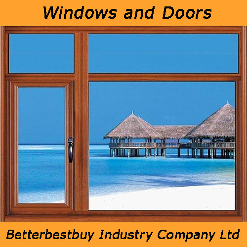 Aluminum Window for Seascape Room