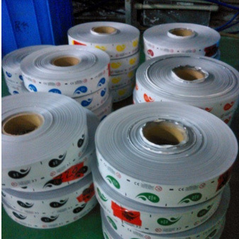 Silver ABL Sheet for Cosmetic Tube