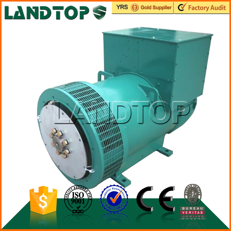 LANDTOP three phase copy stamford brushless dynamo alternator generator