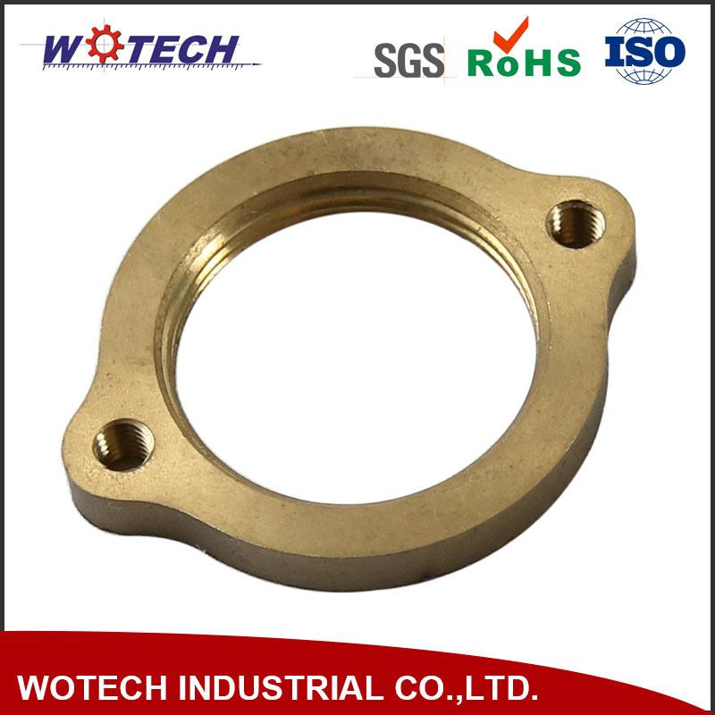 Customized Copper Forging Part, Brass Forging Part