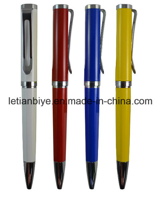 New Metal Ballpoint Pen Manufacturers in China (LT-D008)
