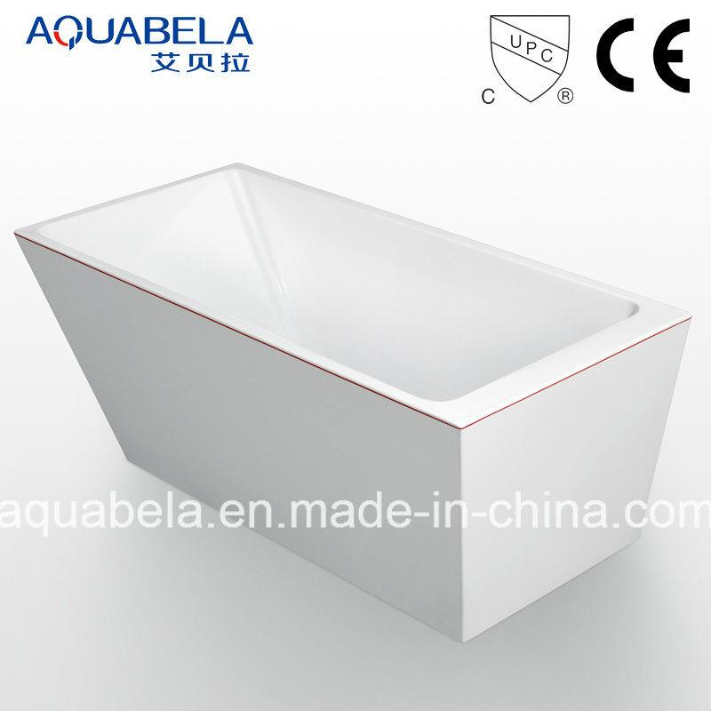 Ellipse Multi Function Acrylic White Bathtubs (JL603)