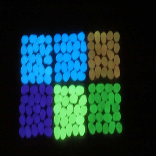 Glow in The Dark Pebbles for Terrazoo Tiles